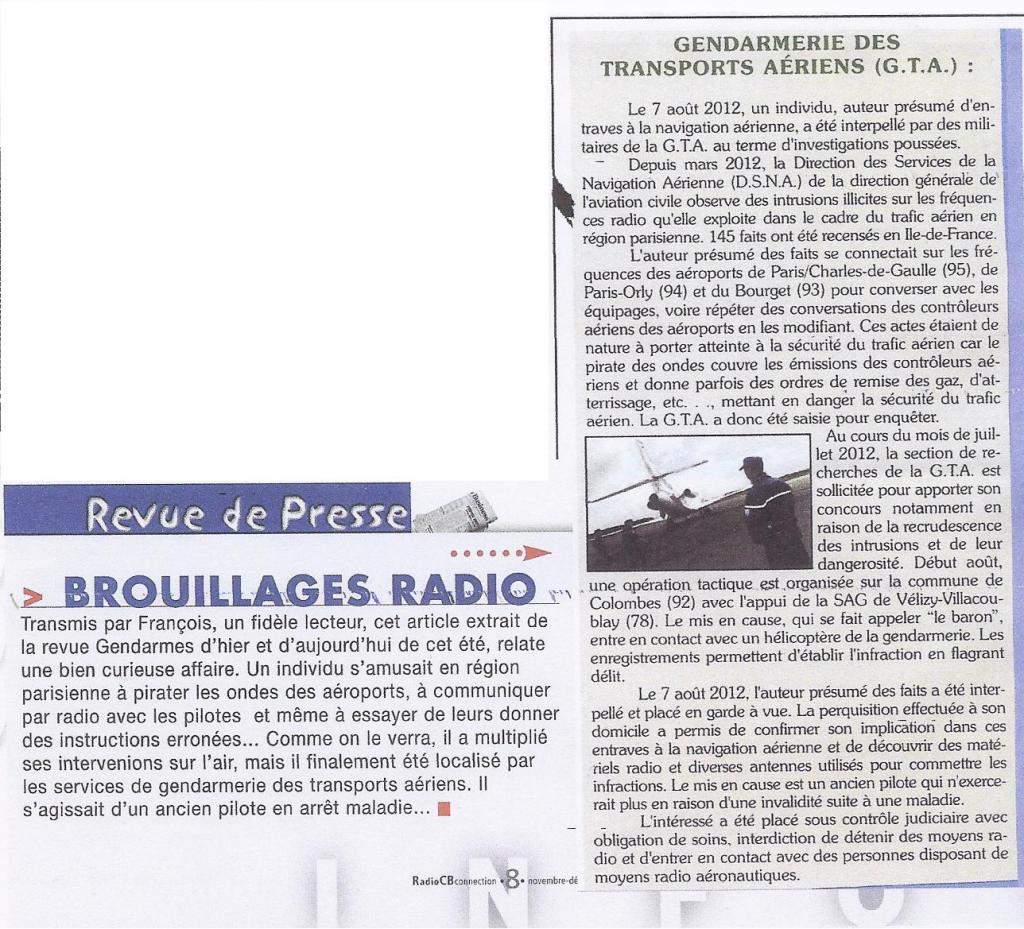 RADIOAMATEUR-ONLINE - La revue de presse quotidienne